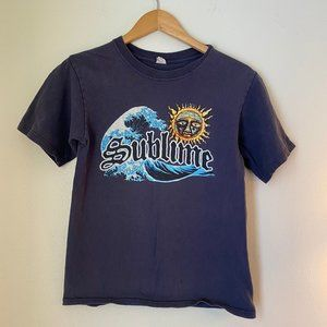 Sublime Faded and Worn T-Shirt